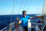 30_Hannes_enjoying_the_sailing_back_to_Grand_Baie