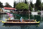 27_Kikos_old_Hawaiian_double_canoe_in_Hilo_Harbor